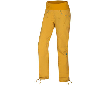 Ocun Noya Broek Dames, yellow/blue